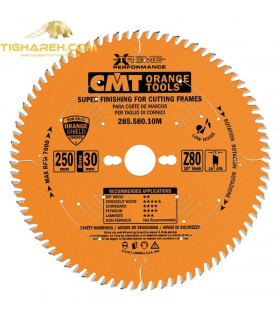 تیغ اره دیسکی الماسه پرماشیلد CMT 250×30×3.0-Z80