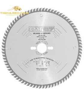 تیغ اره دیسکی الماسه MDF بر  CMT 250×30×3.2-Z80