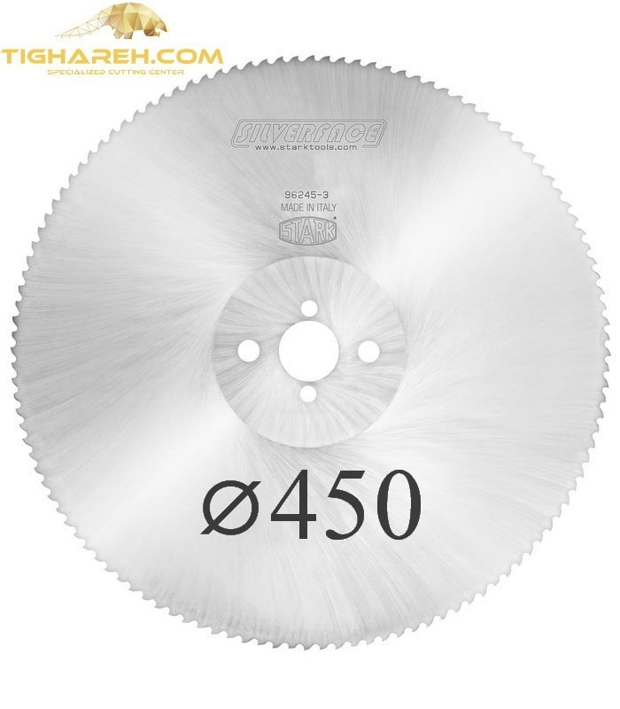 STARK - HSS Aluminum ⌀450