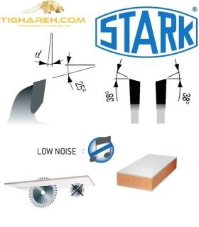 تیغ اره دیسکی الماسه ملامینه STARK 250×30×3.2-4.3-Z80