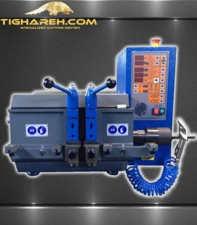 دستگاه جوش تیغ اره نواری رومیزی تملسان - TEMELSAN - KN 40 S-MN
