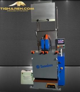 دستگاه جوش تیغ اره نواری رومیزی تملسان - TEMELSAN - KN 100 HBA