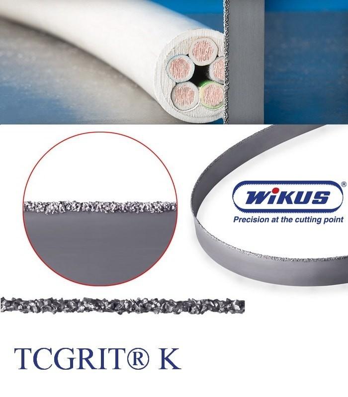تیغ اره نواری با پوشش تنگستن کارباید (مقاطعه کوچک) - WIKUS TCGRITK