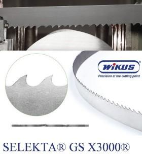 تیغ اره نواری بی متال برش فلزات سخت WIKUS - SELEKTA X3000