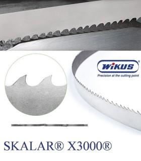 تیغ اره نواری بی متال برش فلزات سخت WIKUS - SKALAR X3000