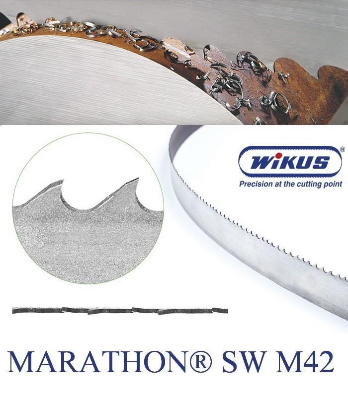 تیغ اره نواری بی متال برش فلزات WIKUS - MARATHON SW M42