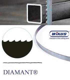 تیغ اره نواری کربن استیل برش فلزات - WIKUS DIAMANT