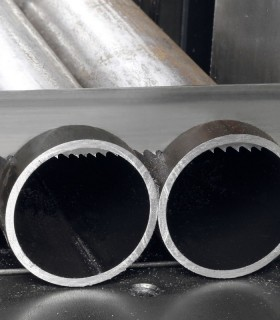 تیغ اره نواری - برش آهن و فولاد های آلیاژی سبک