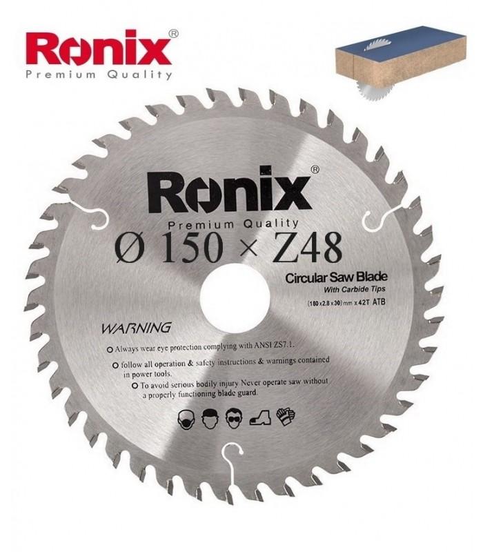 تیغ اره دیسکی الماسه برش Ronix RH-5101 - MDF