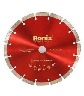 صفحه برش الماسه برش گرانیت رونیکس Ronix Ø230
