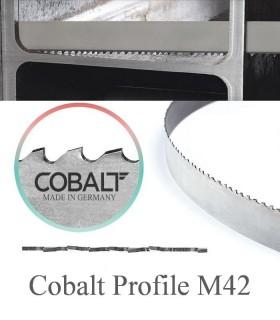 تیغ اره نواری بی متال برش لوله و پروفیل Cobalt - PROFILE  M42