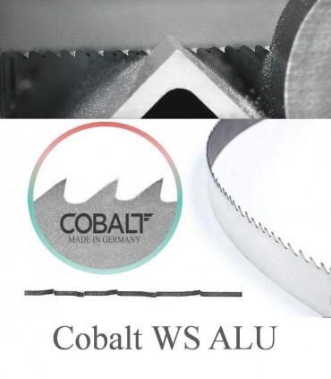 تیغ اره نواری بی متال برش آلومینیوم Cobalt - WS ALU