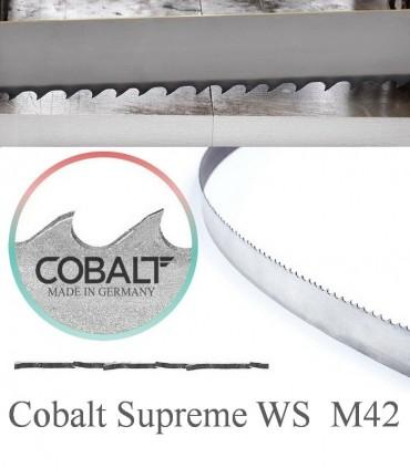 تیغ اره نواری بی متال برش فلزات سخت - Cobalt SUPREME WS M42