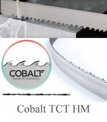 تیغ اره نواری تنگستن کارباید برش فولاد آلیاژی کبالت Cobalt TCT HM