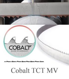 تیغ اره نواری تنگستن کارباید برش فولاد با سختی سطحی بالا Cobalt TCT MV