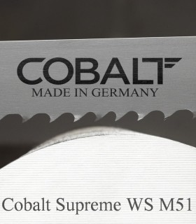 قیمت تیغ اره نواری برش فولاد آلیاژی M51