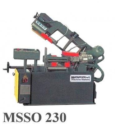 اره نواری بازویی اتوماتیک MSSO 230