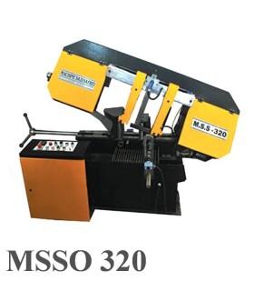 اره نواری بازویی اتوماتیک MSSO 320