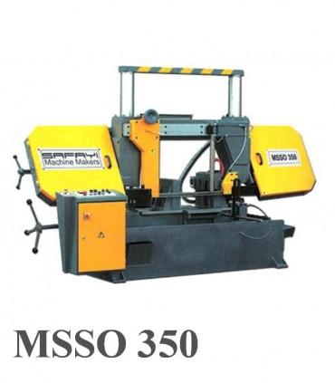 اره نواری ستونی اتوماتیک MSSO 350