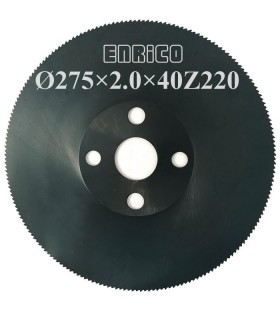 تیغ اره دیسکی آبصابونی آهن بر ENRICO - 275×2.0×40-Z220