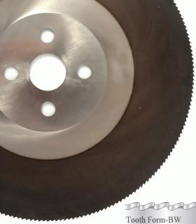 تیغ اره دیسکی آب صابونی فولاد بر ENRICO - 350×2.0×40Z280