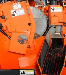 دستگاه اره دیسکی برش سریع فولاد Kentai KTC-70EH