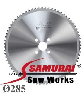 تیغ اره دیسکی الماسه برش فولاد قطر 250 - Samurai