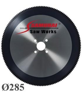 تیغ اره دیسکی الماسه برش استیل - Samurai SR-7SUS Ø285