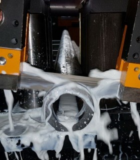 دستگاه اره نواری تمام اتوماتیک SX-230A