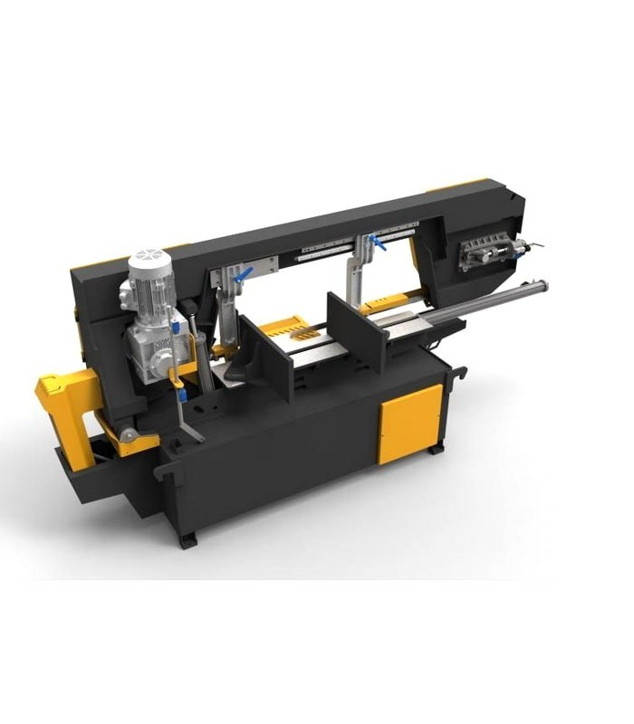دستگاه اره نواری نیمه اتوماتیک KMY 450
