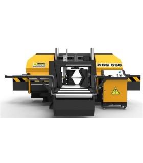 دستگاه اره نواری ستونی بندل بر KSS 550 - 700
