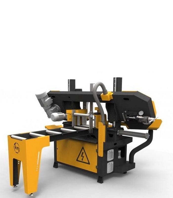 دستگاه اره نواری ستونی تمام اتوماتیک KLE 300