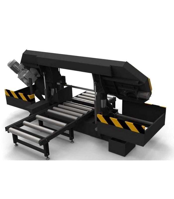 دستگاه اره نواری ستونی نیمه اتوماتیک KSY 650-1050