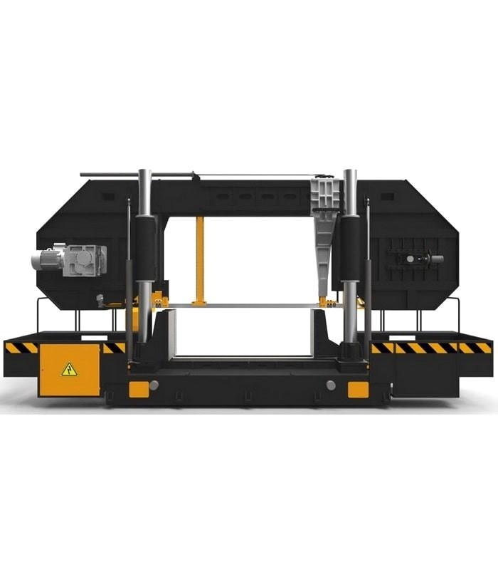 دستگاه اره نواری ستونی نیمه اتوماتیک KSY 1600-2500