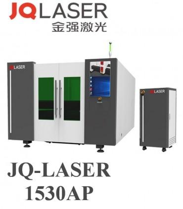 دستگاه لیزر ورق 2 کیلو وات - JQ Laser 1530AP