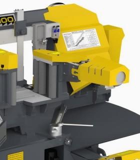 دستگاه اره نواری اتوماتیک زاویه زن KME DG 400