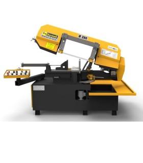 دستگاه اره نواری نیمه اتوماتیک زاویه زن KMY 2DG 280