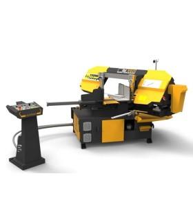 دستگاه اره نواری نیمه اتوماتیک زاویه زن KMY 2DG 350