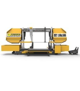 دستگاه اره نواری نیمه اتوماتیک KSY 1100×1600