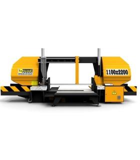 دستگاه اره نواری نیمه اتوماتیک KSY 1100×2200