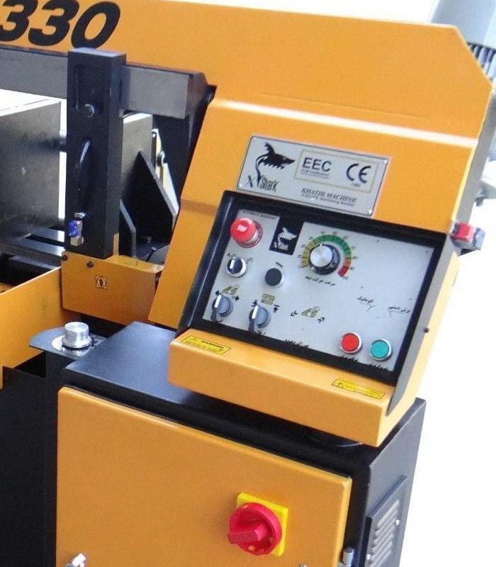 دستگاه اره نواری اتوماتیک SX-280