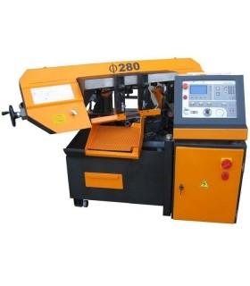 دستگاه اره نواری اتوماتیک زاویه زن SX-280RAP