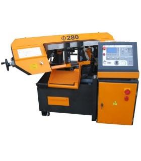 دستگاه اره نواری اتوماتیک زاویه زن SX-280RAM