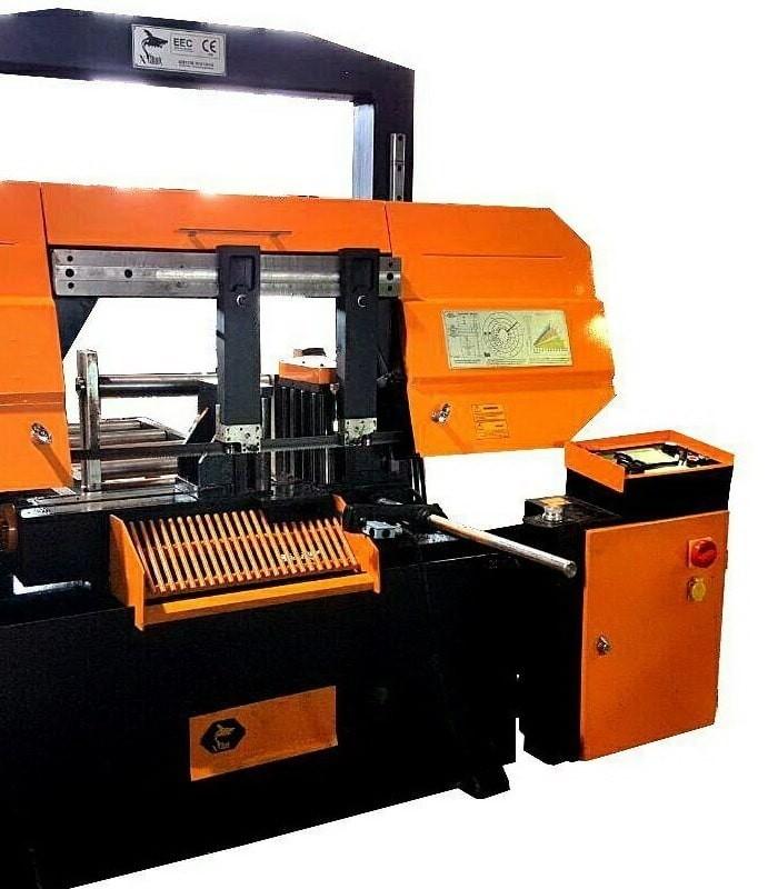 دستگاه اره نواری اتوماتیک برنامه خور DX-5055A