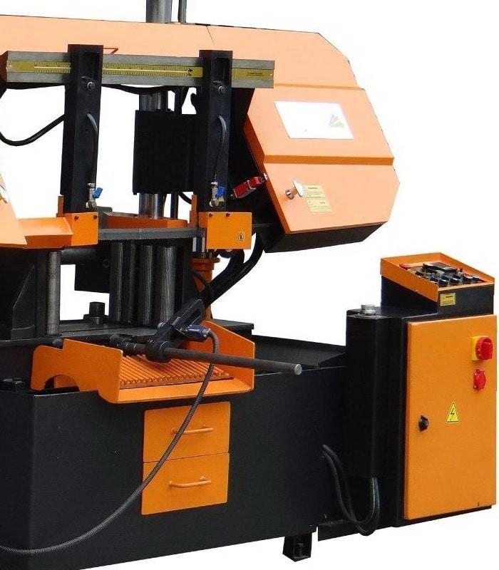 دستگاه اره نواری اتوماتیک برنامه خور DX-3745A
