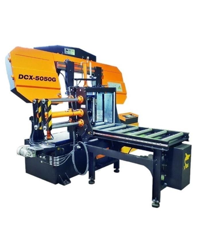 دستگاه اره نواری اتوماتیک بندیل بر DCX-5050