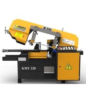دستگاه اره نواری نیمه اتوماتیک KMY 220