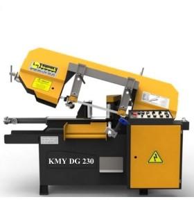 دستگاه اره نواری نیمه اتوماتیک زاویه زن KMY DG 230