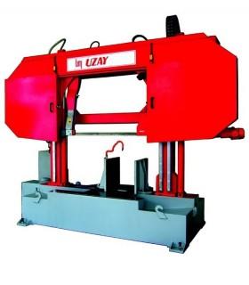 دستگاه اره نواری نیمه اتوماتیک دو ستونه UZAY UMSY 420