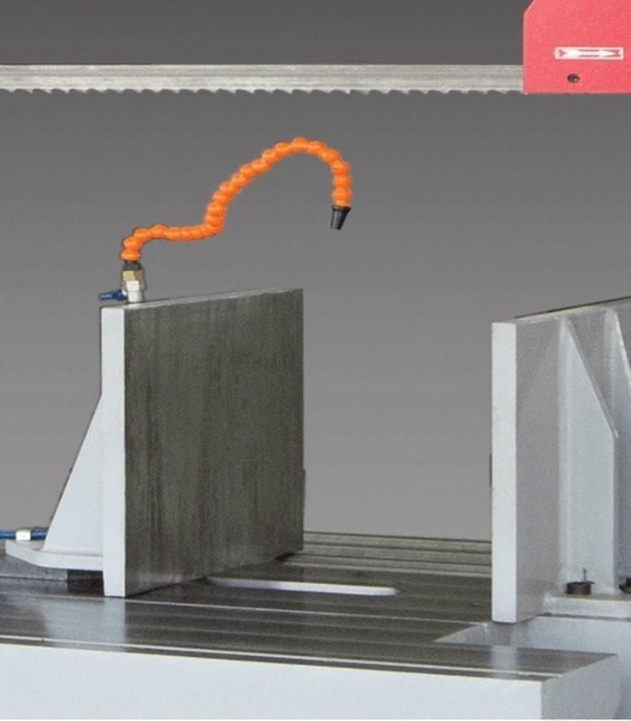 دستگاه اره نواری نیمه اتوماتیک دو ستونه UZAY UMSY 800
